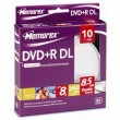 Memorex 8x DVD+R DL 10 Pack