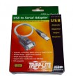 Tripp Lite USB to Serial Adapter (USB-A Male to DB9M)