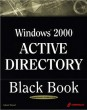 Windows 2000 Active Directory Black Book [Paperback]
