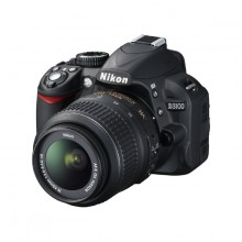 Nikon D3100 14.2 Megapixel Digital SLR Camera- 18 mm-55 mm