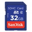 SanDisk 32 GB Secure Digital High Capacity (SDHC) Card