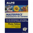 Alps Photographic Micro Dry Yellow Ink Cartridge