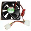 Top Power DF1208BM 80mm Case Fan - OEM