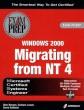 MCSE Migrating from NT4 to Windows 2000 Exam Prep, Exam: 70-222 [Hardcover]