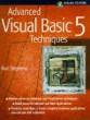 Advanced Visual Basic Techniques