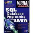 Visual Developer SQL Database Programming with Java [Paperback]