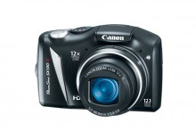 Canon PowerShot SX130 IS 12.1 Megapixel Compact Camera