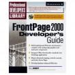 FrontPage 2000 Developer's Guide [Illustrated] (Paperback)